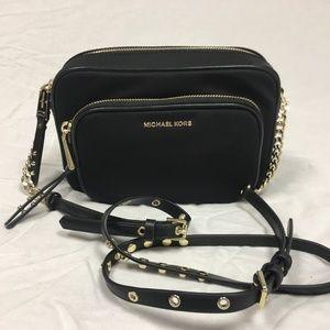 Michael Kors Leila Nylon Lg Camera Bag